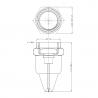 Air nozzle AIR-M120S