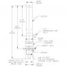 Cabinet panel cooler AIR-CC30-IP14