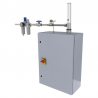 Cabinet panel cooler AIR-CC125-316L-IP66