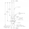 Cabinet panel cooler AIR-CC130-316L-IP66